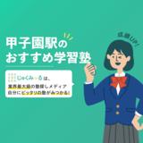 甲子園駅の学習塾・予備校おすすめ17選【2020年】料金相場で比較!